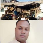 JSP state spokesperson Akram Pathan condemn of vandalized of Mosque